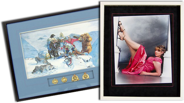 Unique frames for unique artwork